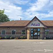 Image of the Advanz Credit Union Highview branch exterior